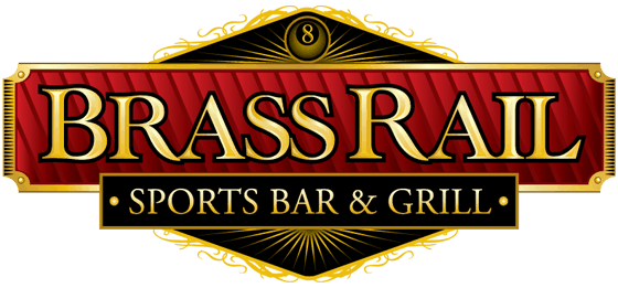 The Brass Rail Retina Logo